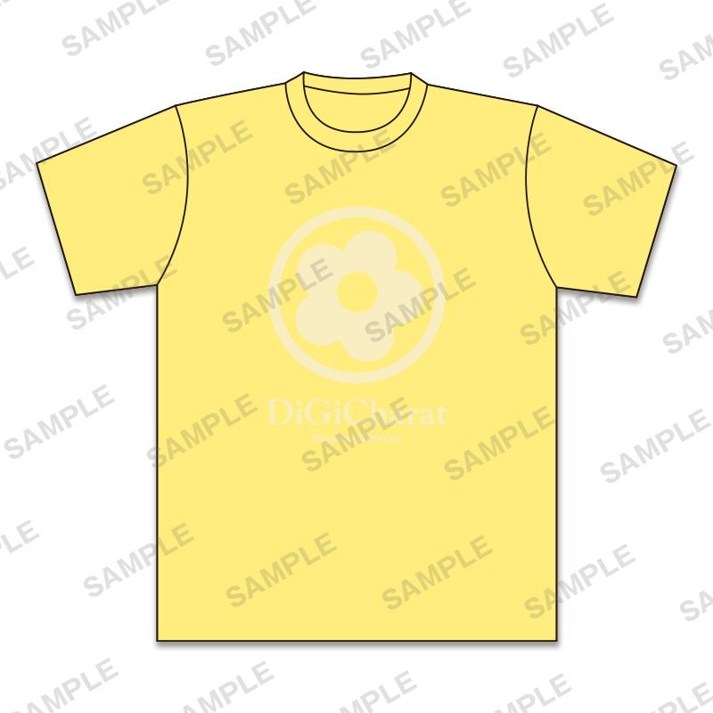 【グッズ-Tシャツ】デ・ジ・キャラット デザインTシャツ プチ・キャラット(L)