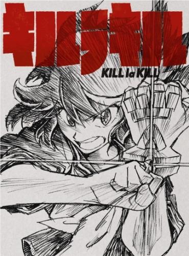 【Blu-ray】TV キルラキル Blu-ray Disc BOX 完全生産限定版