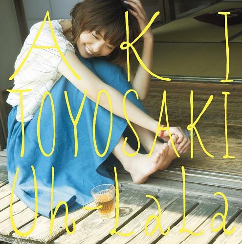【マキシシングル】豊崎愛生/Uh-LaLa 初回生産限定盤