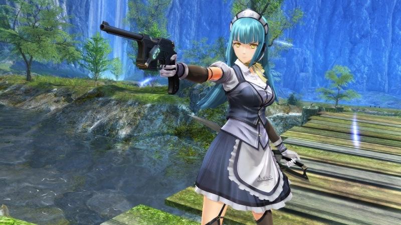 【PS4】英雄伝説 黎の軌跡 SPRIGGAN Edition サブ画像9