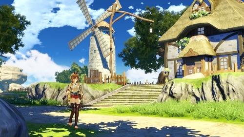 【PS4】ライザのアトリエ~常闇の女王と秘密の隠れ家~ サブ画像4
