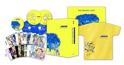 【アルバム】Tokyo 7th シスターズ 3rdアルバム 「THE STRAIGHT LIGHT」 <プレミアムボックス(4CD+DVD+Tシャツ+缶バッジ)> サブ画像2