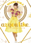 井口裕香/2nd LIVE TOUR 2016 az you like…