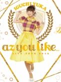 井口裕香/2nd LIVE TOUR 2016 az you like…