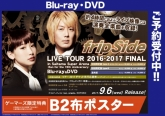 fripSide LIVE TOUR 2016-2017 FINAL in SaitamaSuperArena-Run for the 15thAnniversary-初回B