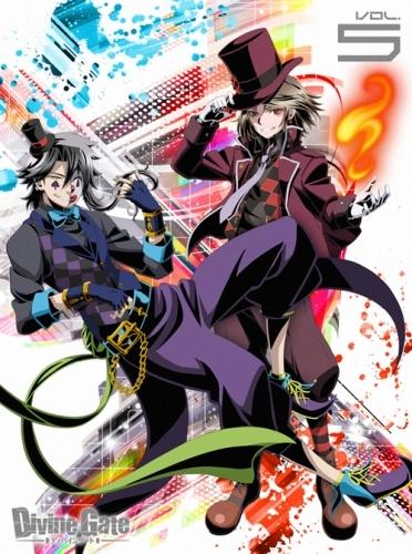【Blu-ray】TV ディバインゲート vol.5
