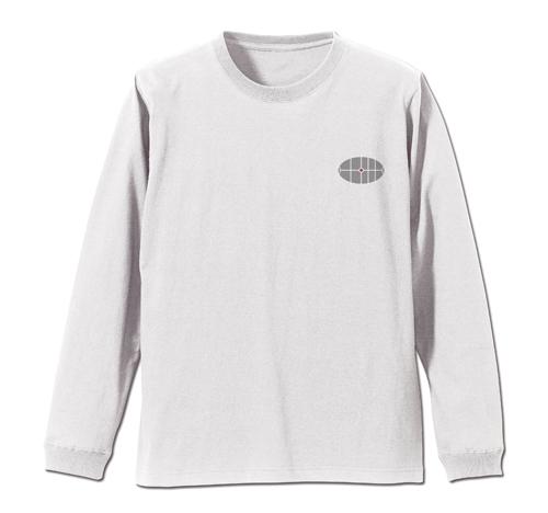 【グッズ-Tシャツ】ヒナまつり アンズの邪神龍 袖リブロングスリーブTシャツ/WHITE-M サブ画像3