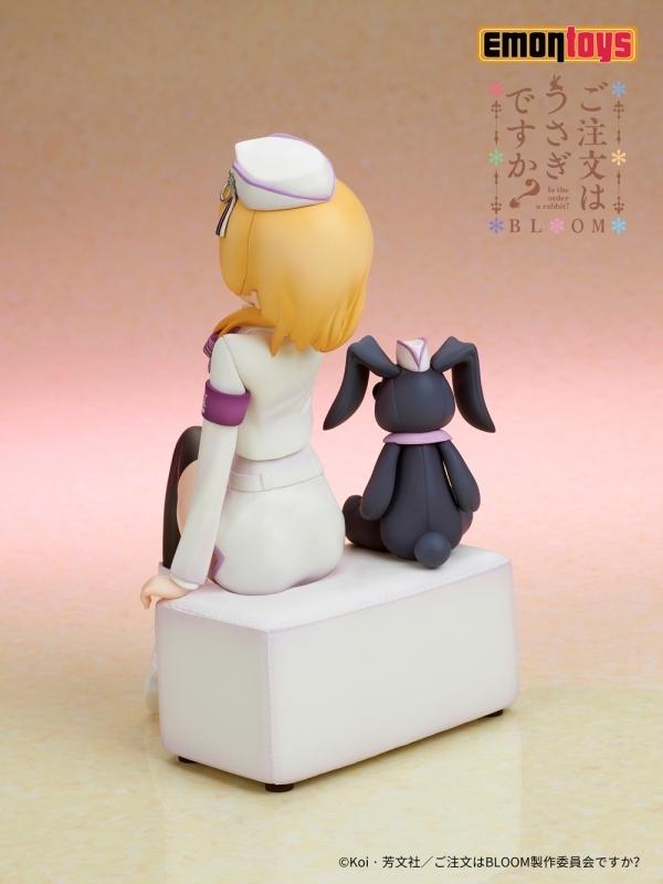 【フィギュア】ご注文はうさぎですか? BLOOM ココア 軍服Ver. 1/7スケール PVC・ABS塗装済完成品【特価】 サブ画像2