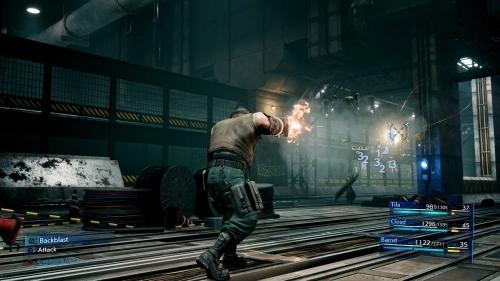 【PS4】ファイナルファンタジーⅦ リメイク サブ画像4
