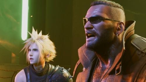 【PS4】ファイナルファンタジーⅦ リメイク サブ画像7