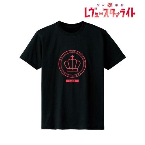 【グッズ-Tシャツ】少女☆歌劇 レヴュースタァライト 愛城華恋 カレッジTシャツレディース(サイズ/XL)