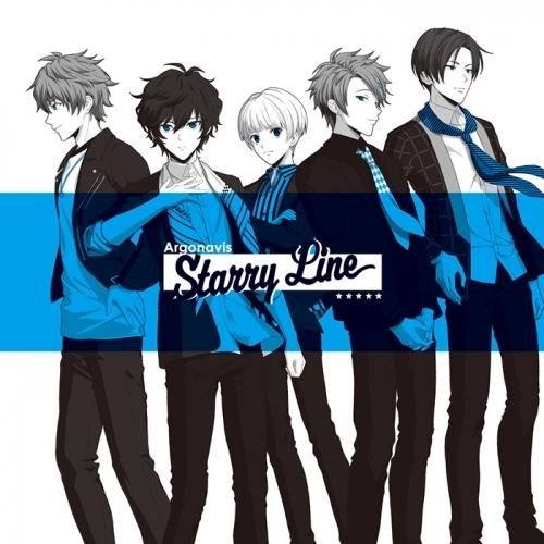【アルバム】アルゴナビス from BanG Dream!「Starry Line」/Argonavis【通常盤】