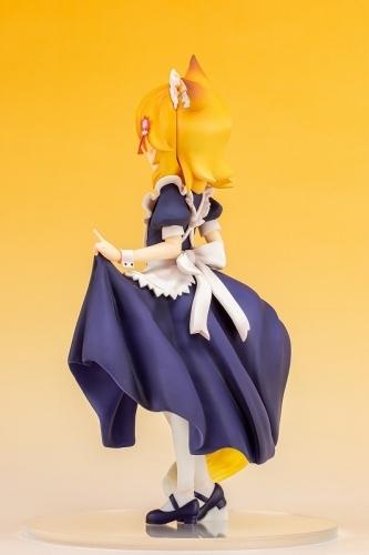 【フィギュア】世話やきキツネの仙狐さん「仙狐」メイドver 1/7スケール 塗装済み完成品フィギュア 【特価】 サブ画像3