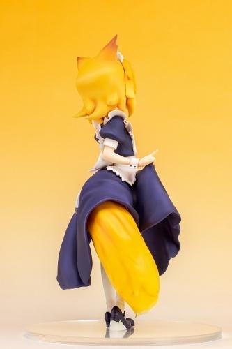 【フィギュア】世話やきキツネの仙狐さん「仙狐」メイドver 1/7スケール 塗装済み完成品フィギュア 【特価】 サブ画像5