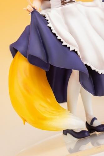 【フィギュア】世話やきキツネの仙狐さん「仙狐」メイドver 1/7スケール 塗装済み完成品フィギュア 【特価】 サブ画像9