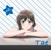 TVアニメ BanG Dream! キャラクターソング 花園電気ギター!!!/花園たえ (CV.大塚紗英)