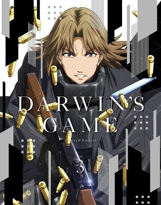 【DVD】TV ダーウィンズゲーム 3 【完全生産限定版】