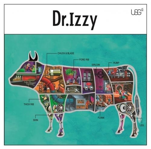 【アルバム】UNISON SQUARE GARDEN/Dr.Izzy 通常盤