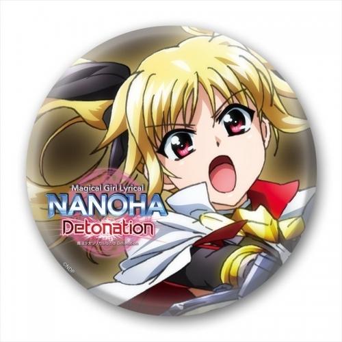 【グッズ-バッチ】魔法少女リリカルなのは Detonation 缶バッジ100 フェイト・T・ハラオウン