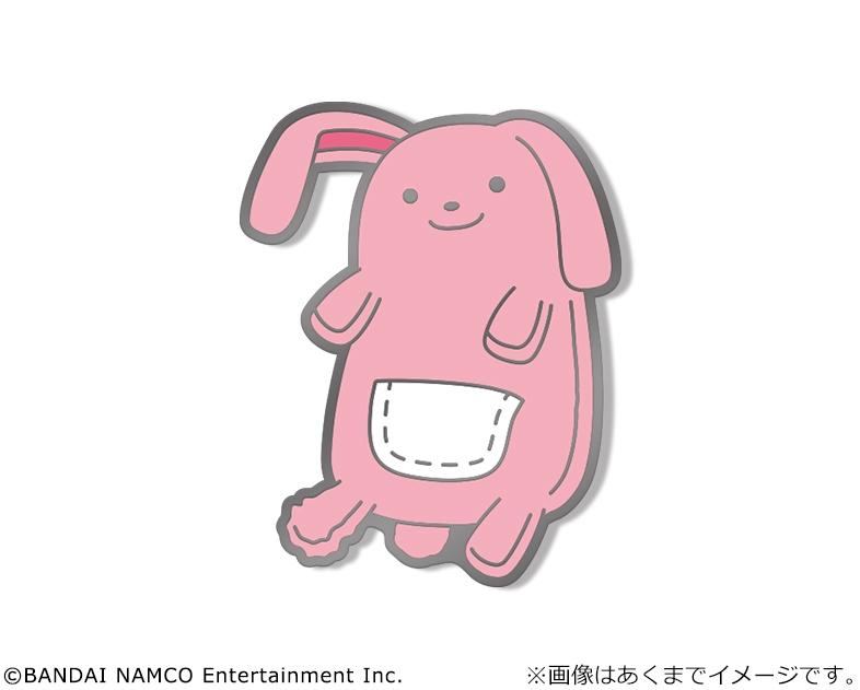 【グッズ-ピンズ】アイドルマスター シンデレラガールズ Canaピンズ Vol.2 02 杏のうさぎ
