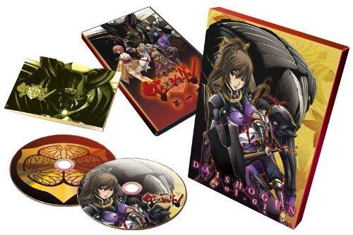 【Blu-ray】TV 風雲維新ダイショーグン 1 限定版