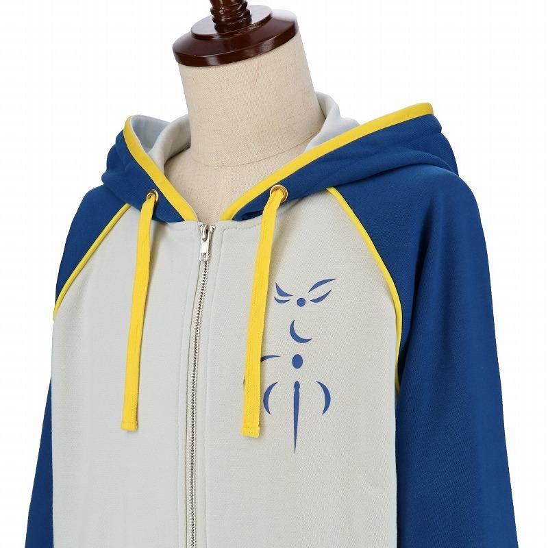 【グッズ-ウィンドブレーカー】Fate/Grand Order -神聖円卓領域キャメロット- キャラクターイメージパーカー 獅子王 メンズフリー サブ画像5