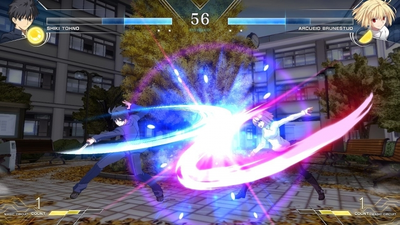 【PS4】【初回限定版】MELTY BLOOD: TYPE LUMINA MELTY BLOOD ARCHIVES サブ画像3