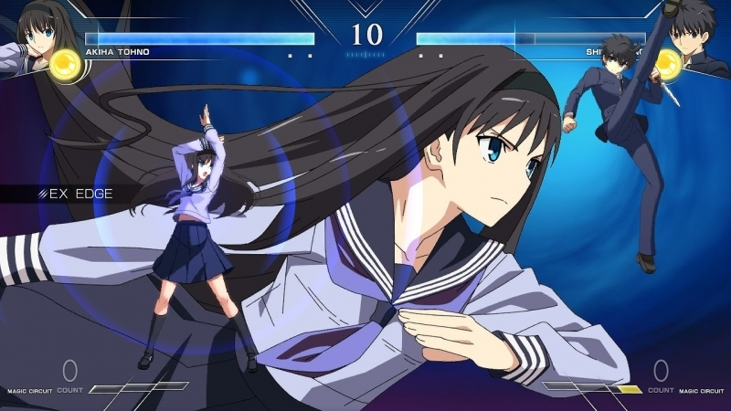 【PS4】【初回限定版】MELTY BLOOD: TYPE LUMINA MELTY BLOOD ARCHIVES サブ画像9