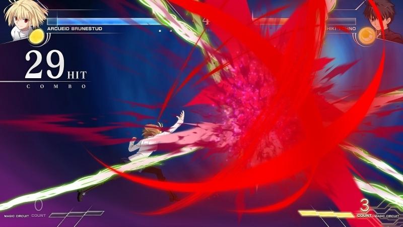 【PS4】MELTY BLOOD: TYPE LUMINA サブ画像6