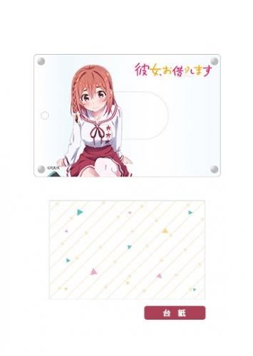 【グッズ-スタンドポップ】彼女、お借りします アクリルキャラクタープレート 桜沢墨