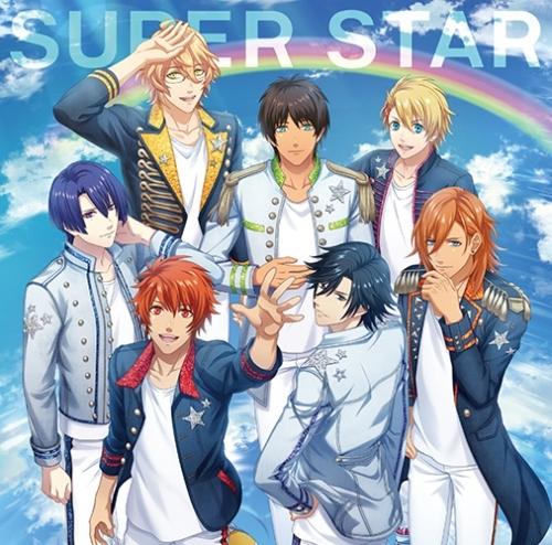 【マキシシングル】うたの☆プリンスさまっ♪「SUPER STAR/THIS IS...!/Genesis HE★VENS」 【ジャケットイラスト:ST☆RISH Ver.】