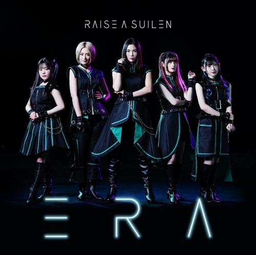 【アルバム】BanG Dream! 1st Album「ERA」/RAISE A SUILEN 【通常盤】