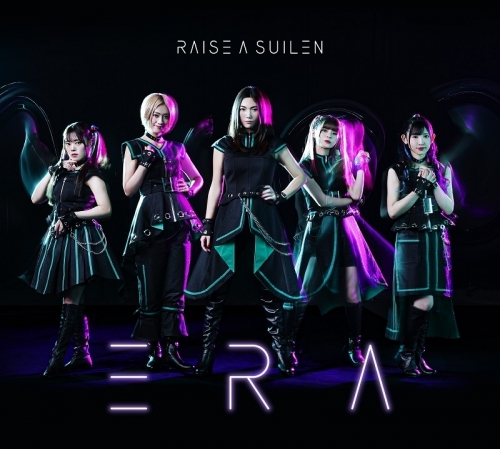 【アルバム】BanG Dream! 1st Album「ERA」/RAISE A SUILEN 【Blu-ray付生産限定盤】
