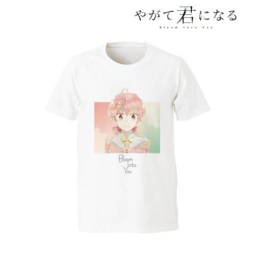 【グッズ-Tシャツ】やがて君になる 小糸 侑 Ani-Art Tシャツメンズ(サイズ/M)