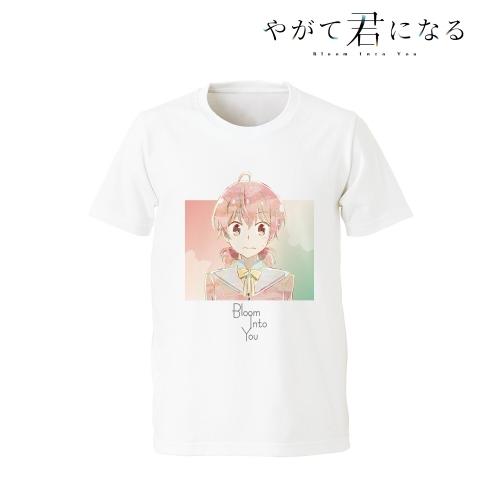 【グッズ-Tシャツ】やがて君になる 小糸 侑 Ani-Art Tシャツメンズ(サイズ/XL)