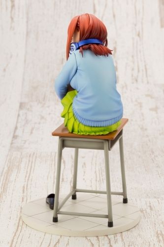 【フィギュア】五等分の花嫁 中野三玖 1/8スケール PVC塗装済み完成品【特価】 サブ画像5