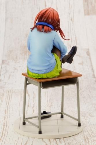 【フィギュア】五等分の花嫁 中野三玖 1/8スケール PVC塗装済み完成品【特価】 サブ画像6
