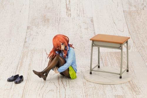 【フィギュア】五等分の花嫁 中野三玖 1/8スケール PVC塗装済み完成品【特価】 サブ画像10
