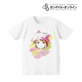 ソードアート・オンライン オルタナティブ ガンゲイル・オンライン Ani-Art Tシャツ(レン)/メンズ(サイズ/L)