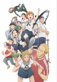 TV ちおちゃんの通学路 Blu-ray BOX 下巻 【BD+CD-ROM 2枚組】