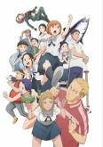 TV ちおちゃんの通学路 Blu-ray BOX 上巻 【BD+CD-ROM 2枚組】