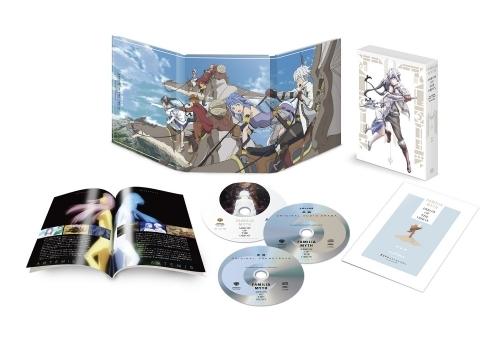 【Blu-ray】劇場版 ダンジョンに出会いを求めるのは間違っているだろうか―オリオンの矢―<特装版> BD+CD サブ画像2