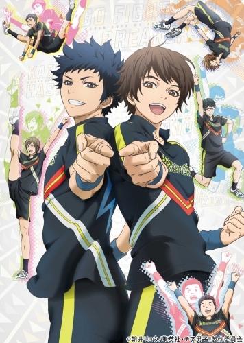 【Blu-ray一括購入】TV チア男子!! 特装限定版