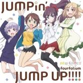 TV NEW GAME!! ED「JUMPin' JUMP UP!!!!」/fourfolium
