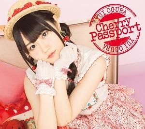 【アルバム】小倉唯 2nd アルバム「Cherry Passport」<CD+DVD盤>