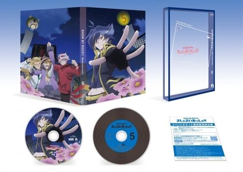 【DVD】TV SHOW BY ROCK!!ましゅまいれっしゅ!! 第5巻