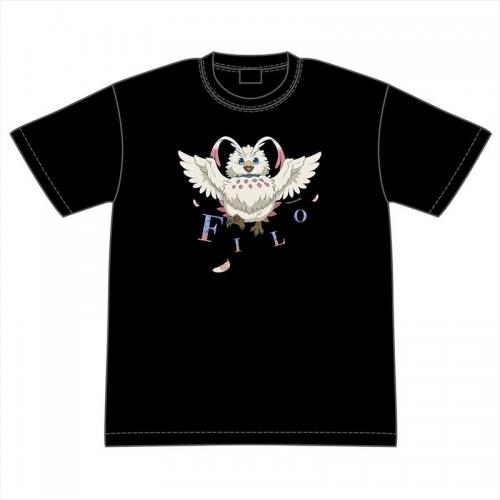 【グッズ-Tシャツ】盾の勇者の成り上がり ごきげんフィーロTシャツ S