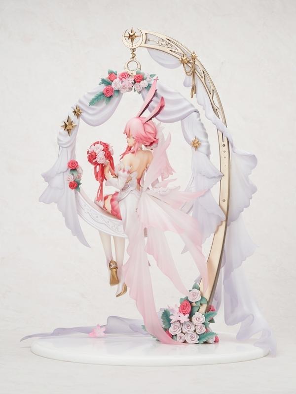 【フィギュア】崩壊3rd 八重桜 綺羅の幻想Ver. 1/7スケール塗装済完成品【特価】 サブ画像2