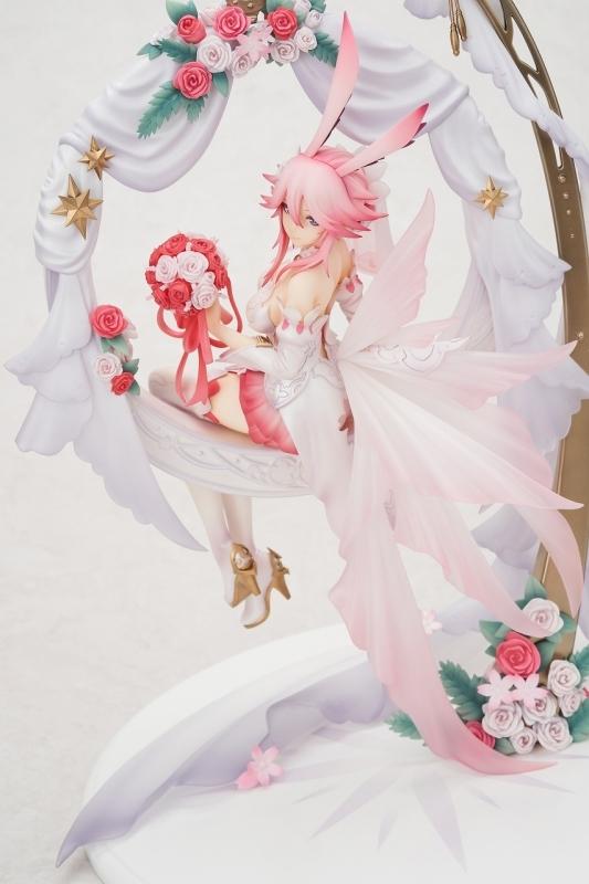 【フィギュア】崩壊3rd 八重桜 綺羅の幻想Ver. 1/7スケール塗装済完成品【特価】 サブ画像6