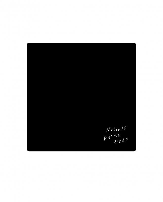 【グッズ-タオル】上田麗奈「Nebula」リリース記念グッズ ハンドタオル